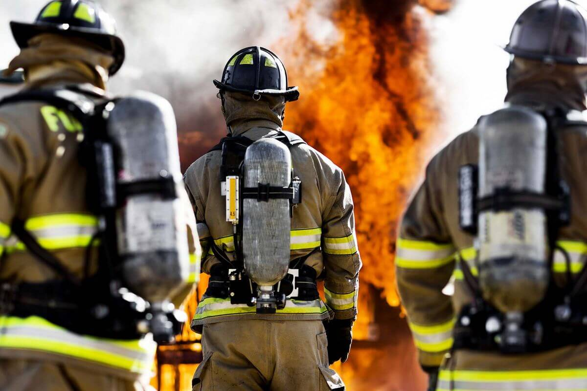duty to act firefighter
